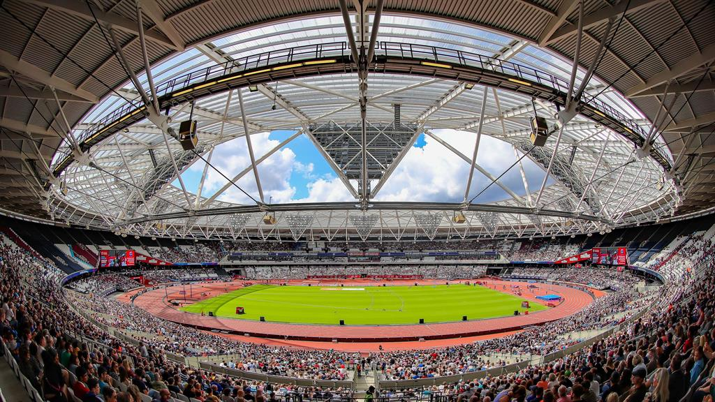 Major blow: This was the scene at last year's Anniversary Games in London