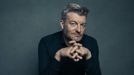Satire: Charlie Brooker's Anti-Viral Wipe brought some much-needed humour to a dark situation PICTURE: BBC/NETFLIX/ MATT HOLYOAK