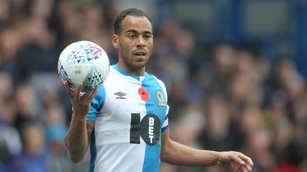 Feeling fit: Rovers skipper Bennett PICTURE: GETTY