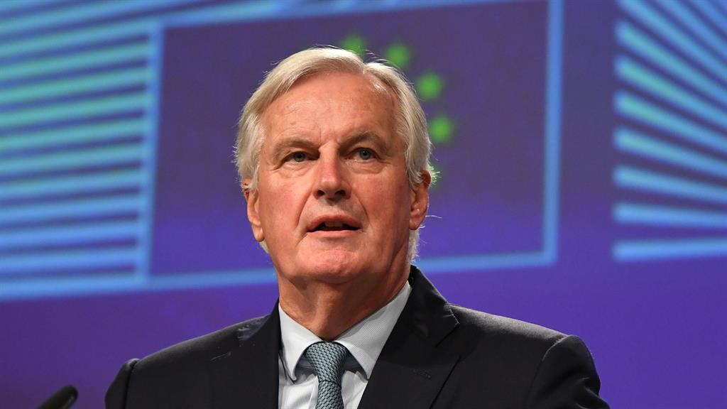Michel Barnier tells United Kingdom  to Be 'More Realistic' on trade talks