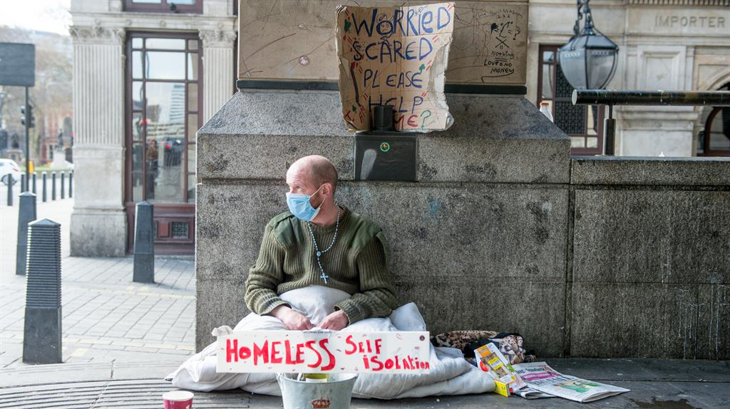 Helping hand: Long-term solutions are vital to stop homelessness