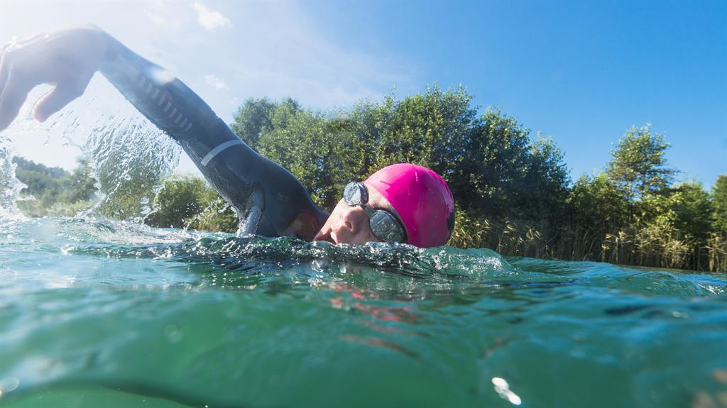 Diving in the deep: Wild swimming has many health benefits