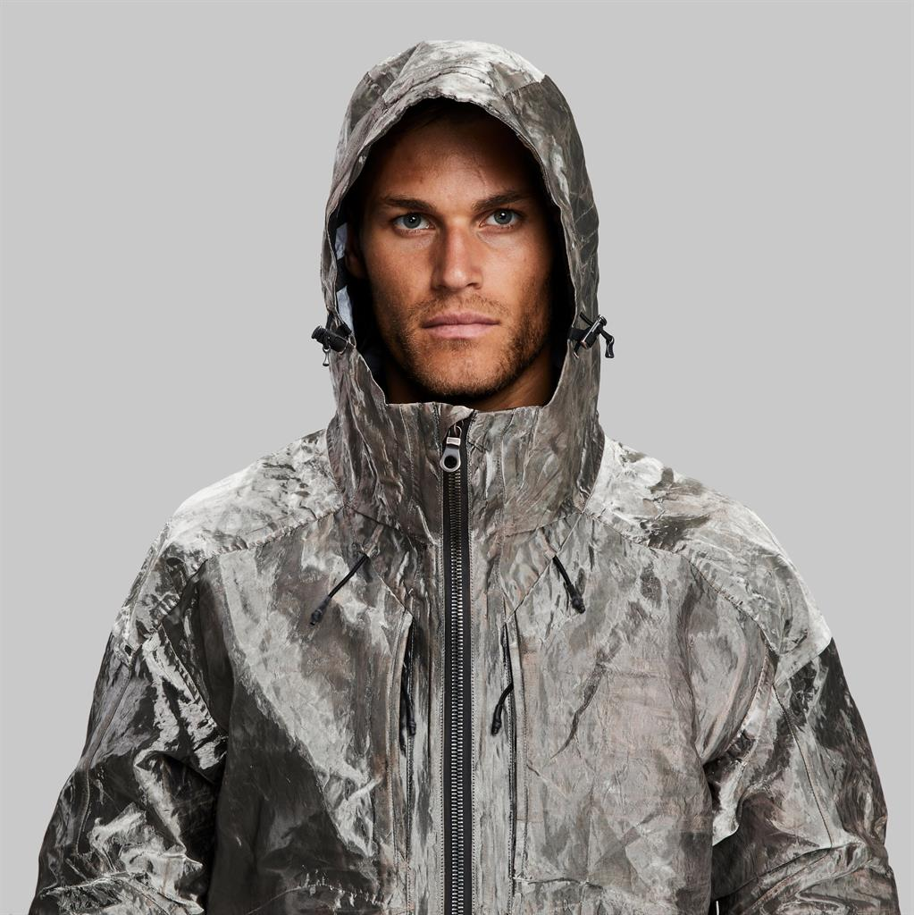 Protection: The disease proof jacket is made from mostly copper PICS: SWNS