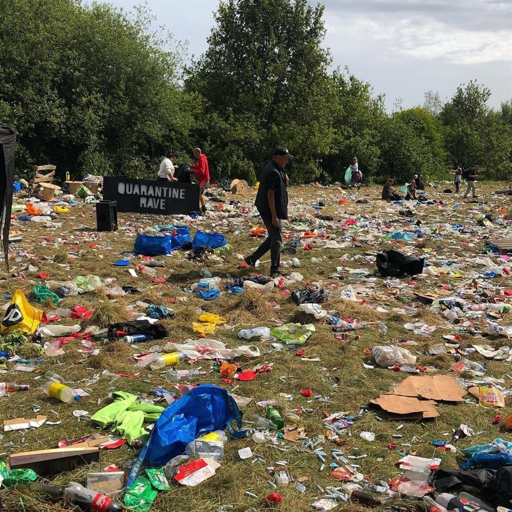 Illegal 'Quarantine Raves' In Manchester Led To Rape, Stabbing, Overdose