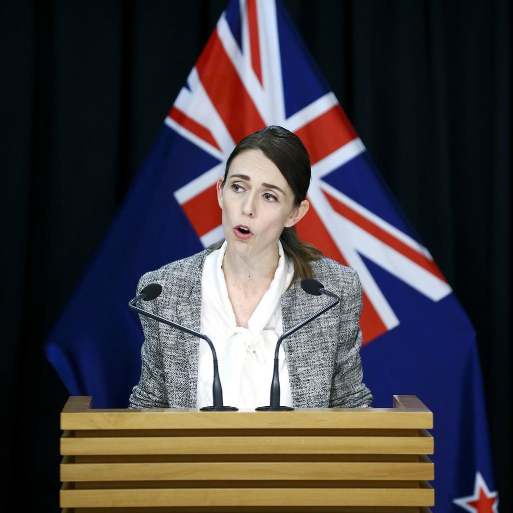 Cannot be repeated': PM Jacinda Ardern hits out as two new cases are reported in NZ PICTURE: GETTY
