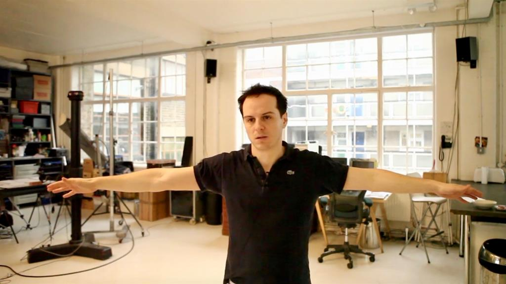 Extraordinary: Andrew Scott displays a rare ability to perform in the moment in Sea Wall