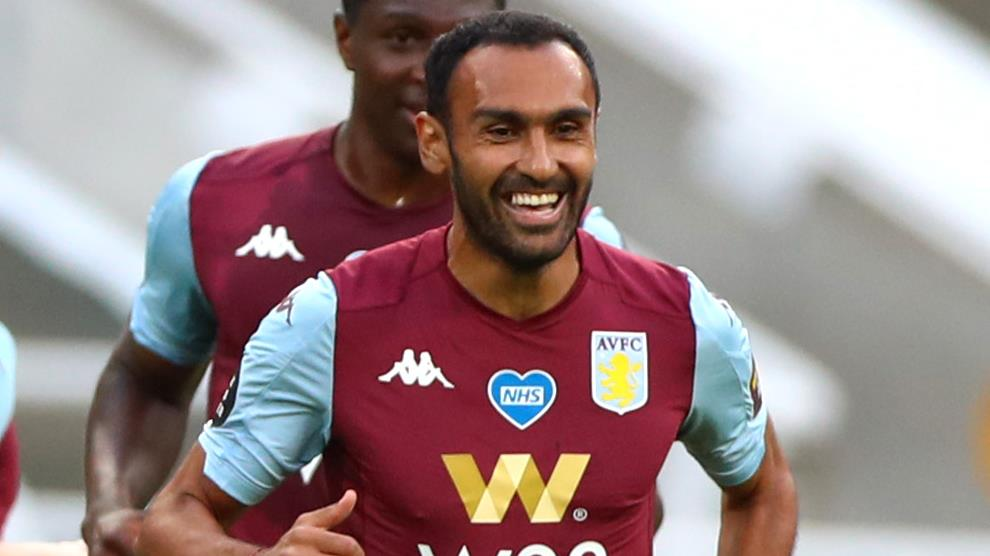 Ahmed Elmohamady leveller at Newcastle is a timely lift for Aston Villa