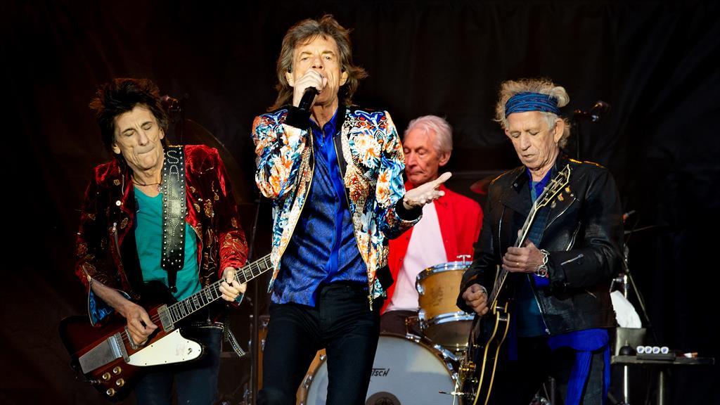 Hey, You! Rolling Stones warn Trump of legal action over song use