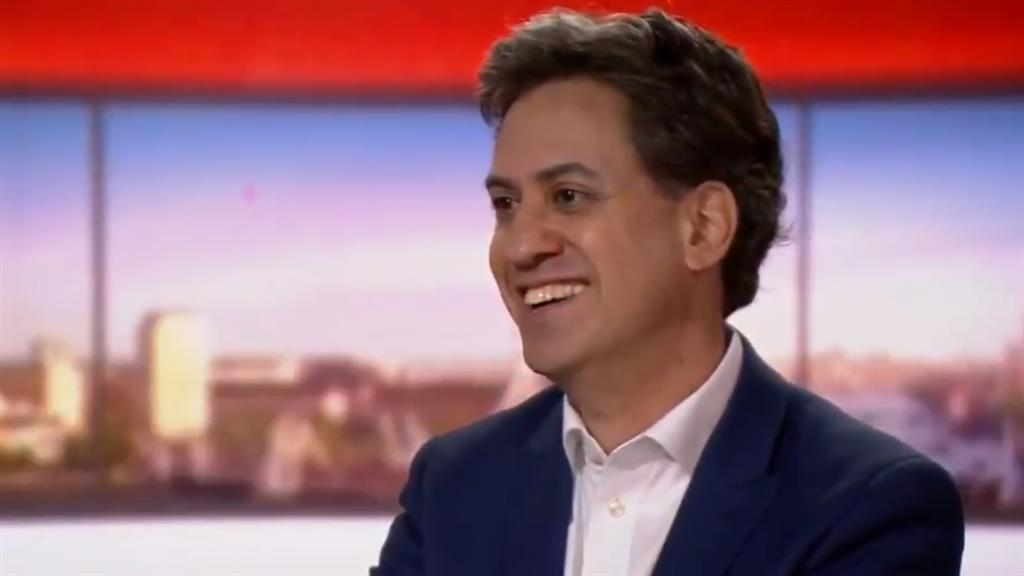 Ed Miliband says Long-Bailey sacking was 'right decision'