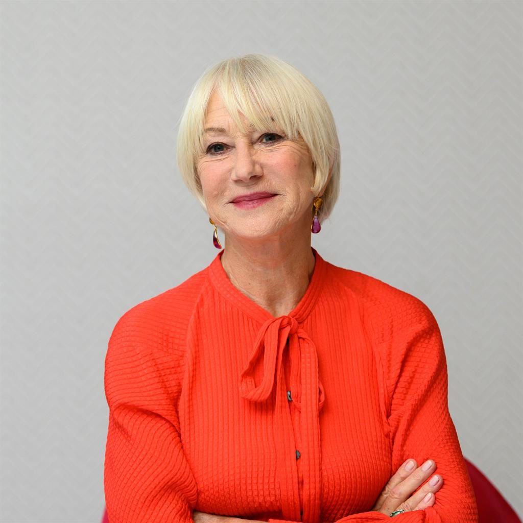 Best of British: Dame Helen Mirren and Sir Patrick Stewart (below) have called for a national drive to save theatres