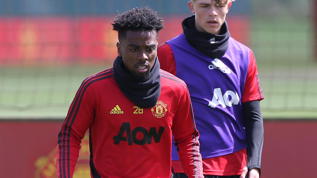 Ole Unlikely Angel Gomes will stay at Manchester United			 				     by Jack Fox    Published