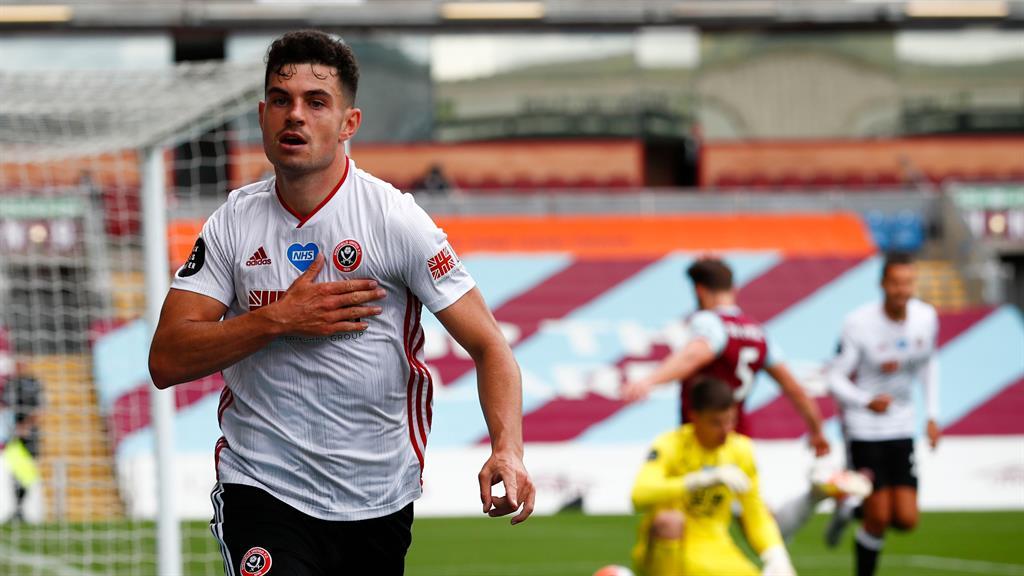 Burnley, Sheffield United draw in Premier League