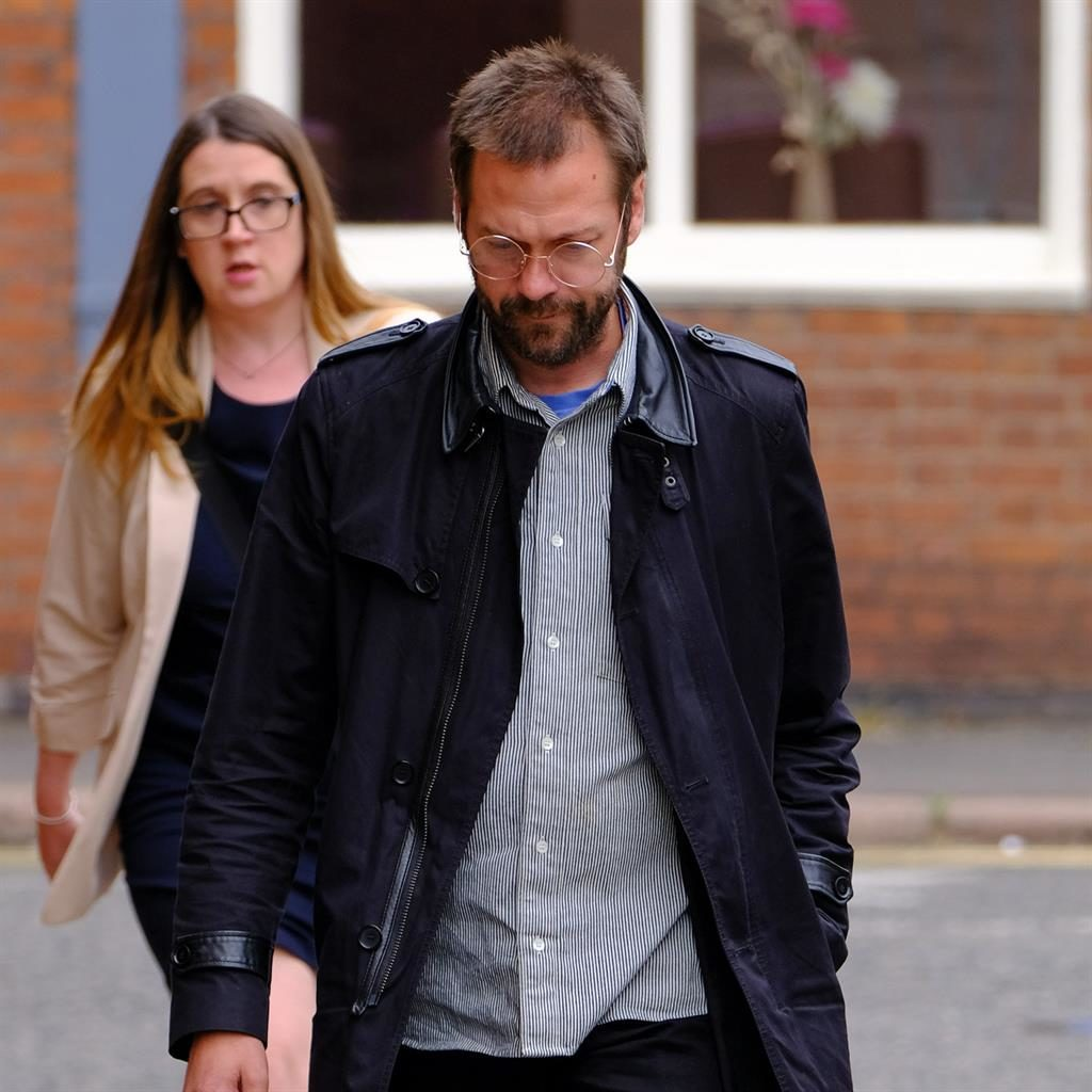 Tom Meighan: Former Kasabian frontman pleads guilty to assaulting ex-fiancee