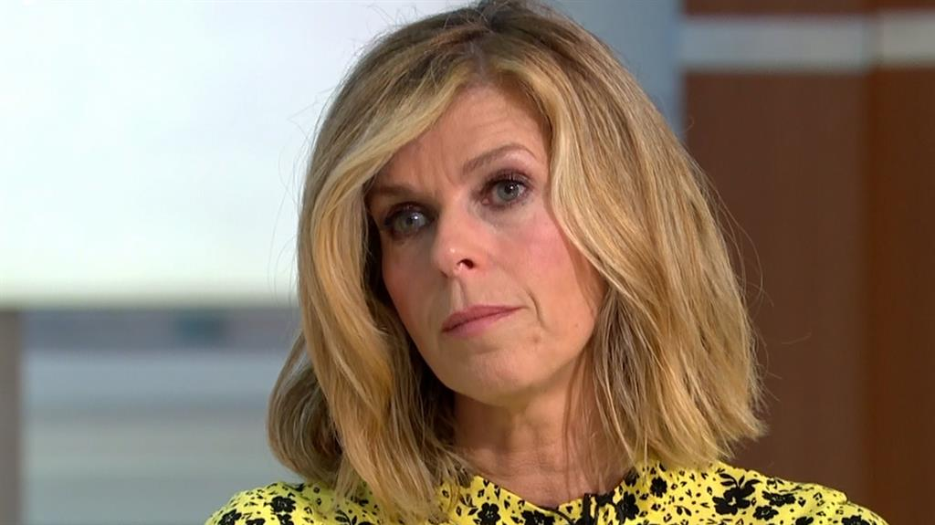 Kate Garraway: Doctors don't know how much better Derek can get
