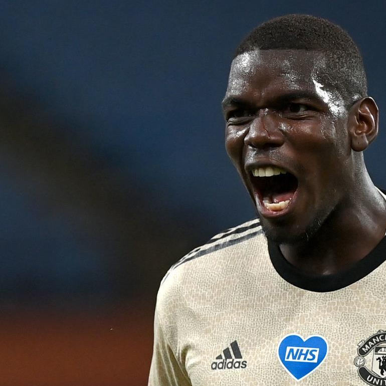 Man Utd star Pogba targets Europa League, FA Cup glory #122834