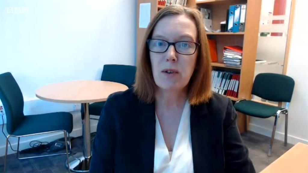 Report due on Monday: Prof Sarah Gilbert