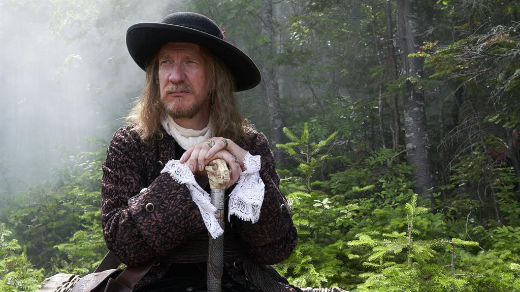 Learning curve: David Thewlis plays wealthy landowner Claude Trepagny
