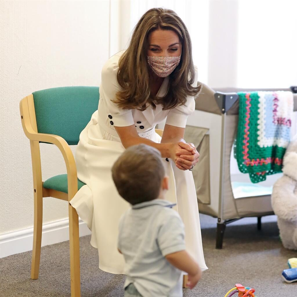 Kate Middleton 'burst into tears' over families' coronavirus struggles