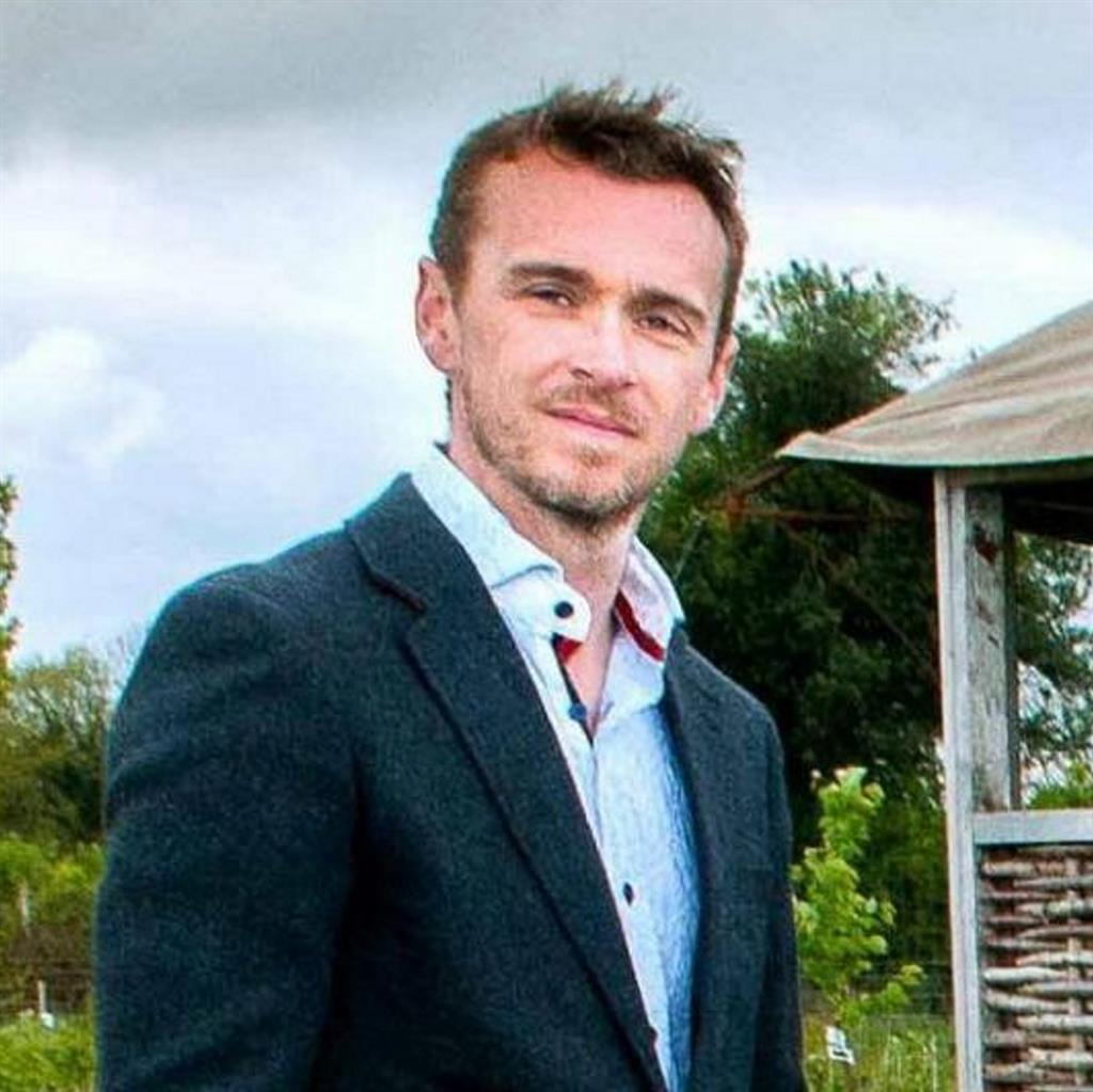 Victim: Parish councillor James Nash