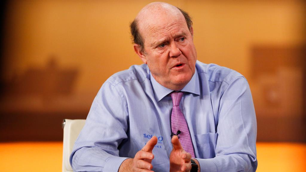 High success rate': Rupert Soames PICTURE: BLOOMBERG