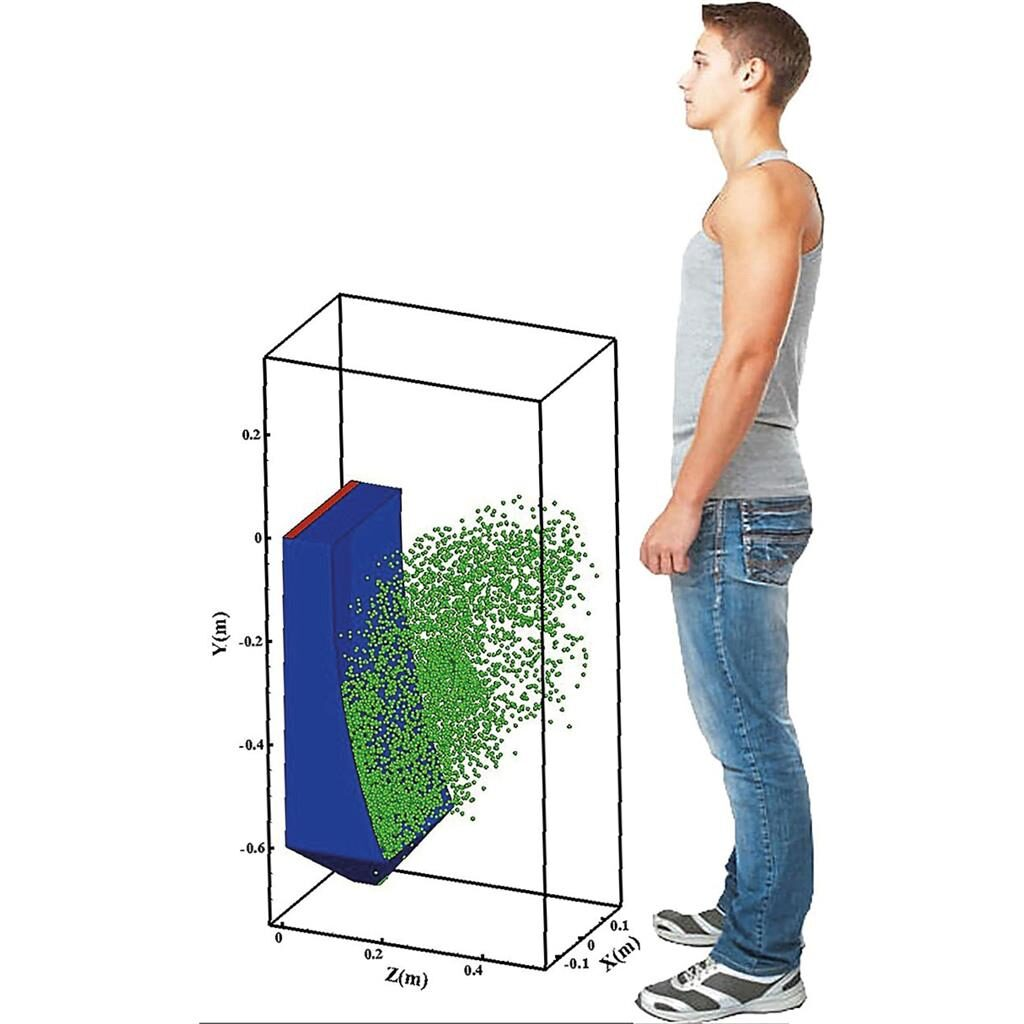 Urinals could spread 'plumes' of COVID-19 particles