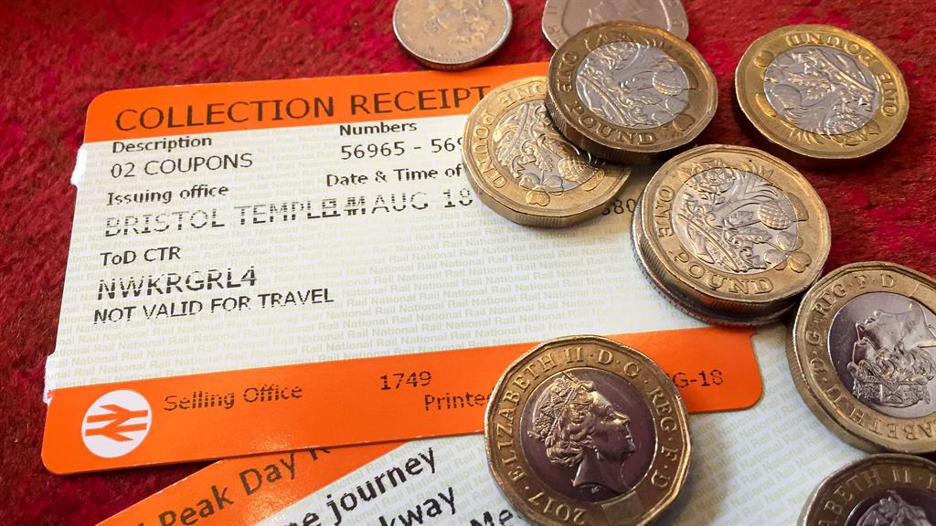 United Kingdom rail fares set to rise by 1.6% after inflation jump