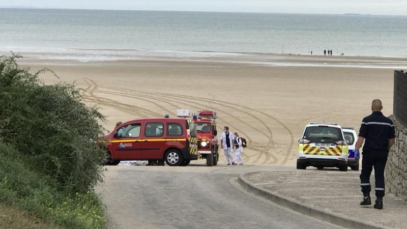 Sudanese migrant teen found dead on French beach