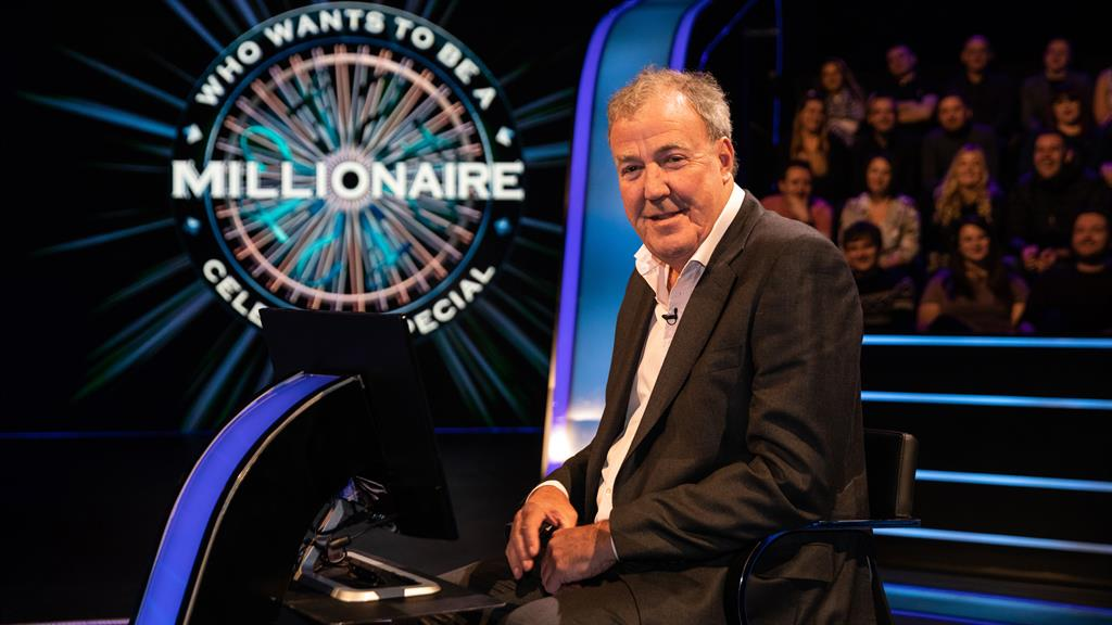 'Absolutely thrilled': Jeremy Clarkson