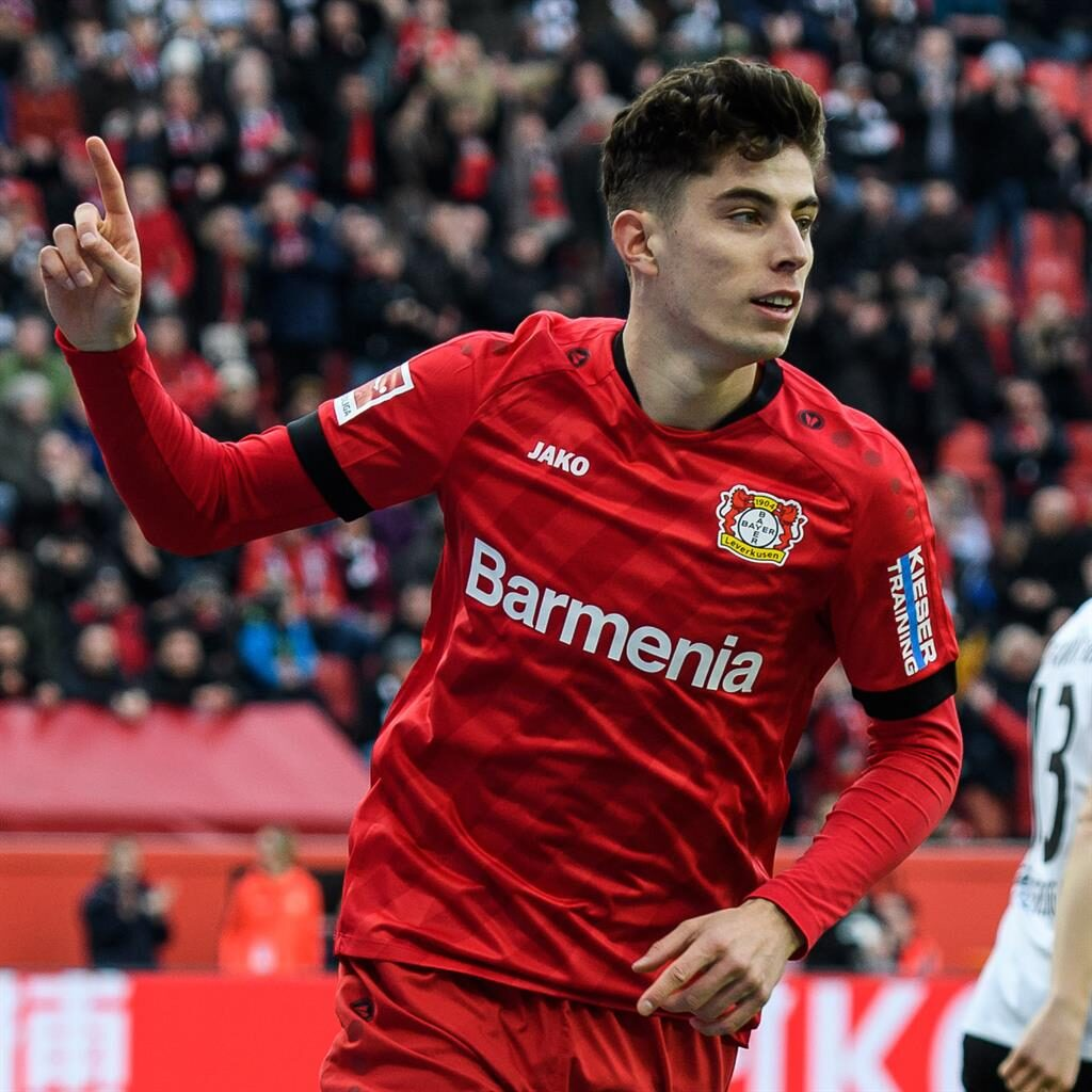 Three and in: Havertz looks set to complete a move to Chelsea this week, where Chilwell (below) and Silva (bottom) could join him