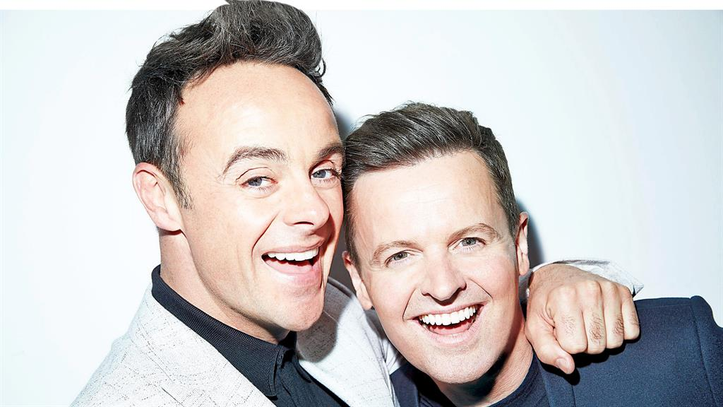 Back to Byker: Ant & Dec revisit working in television for 30 years PICTURE: ITV/SHUTTERSTOCK