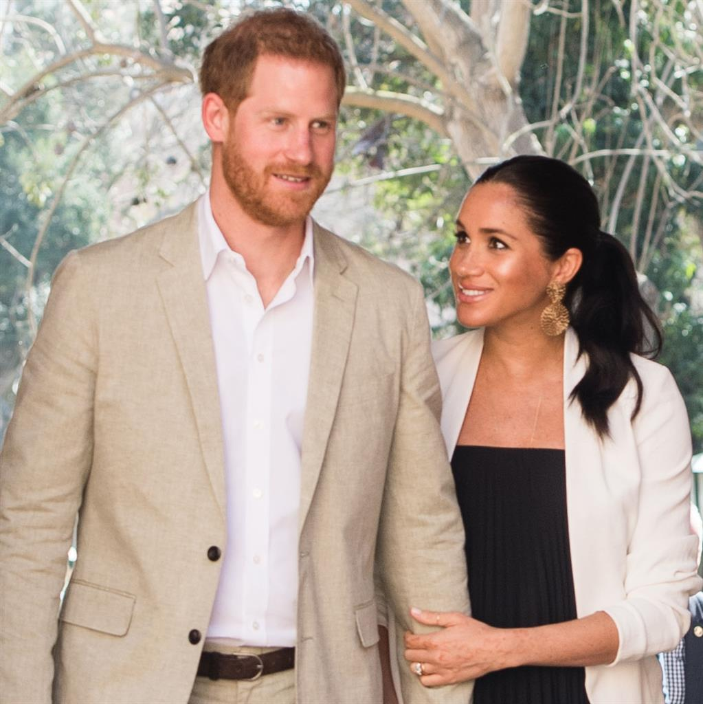 Meghan Markle and Prince Harry sign huge production deal with Netflix