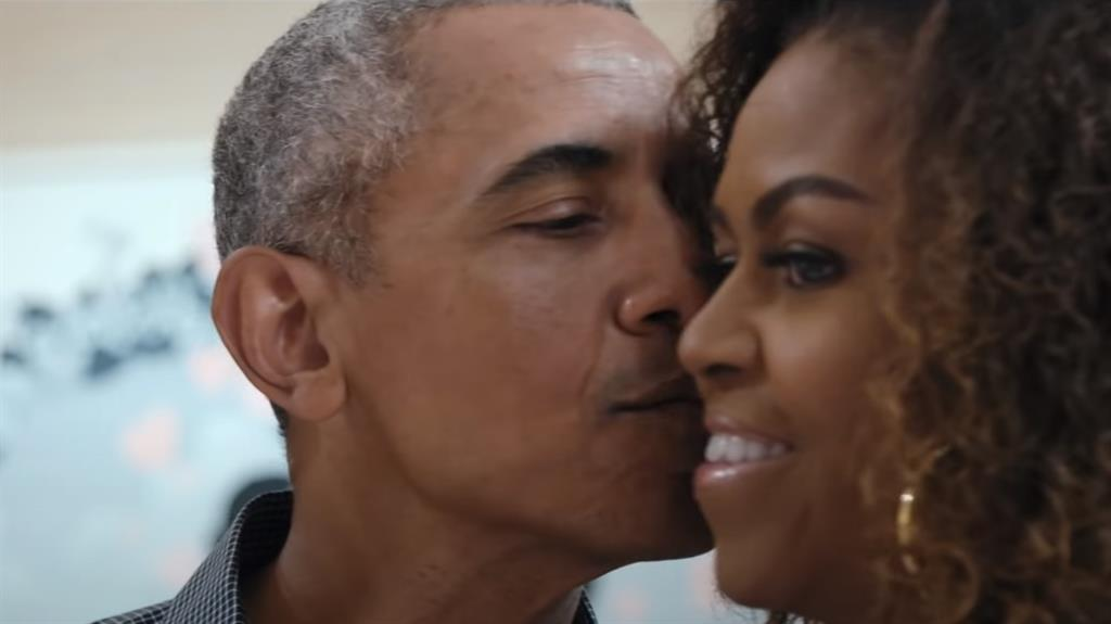 Marriage woes: The Obamas PICTURE: NETFLIX
