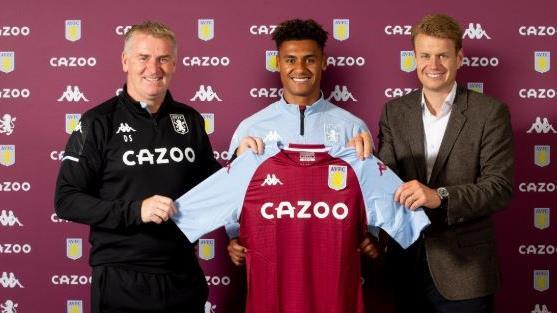 Aston Villa complete stunning £33m signing of Ollie Watkins from Brentford