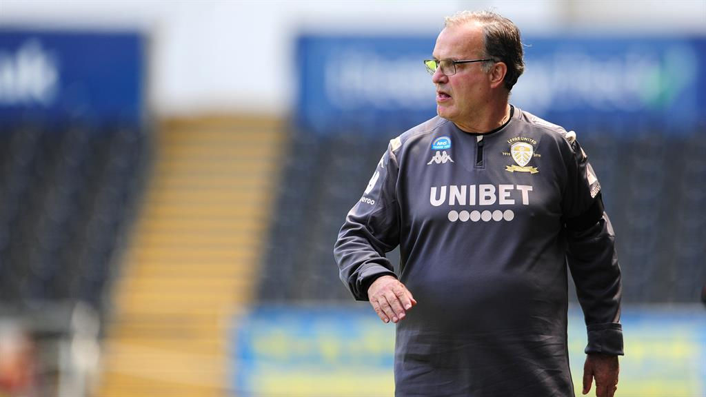 Everything is sorted: Bielsa