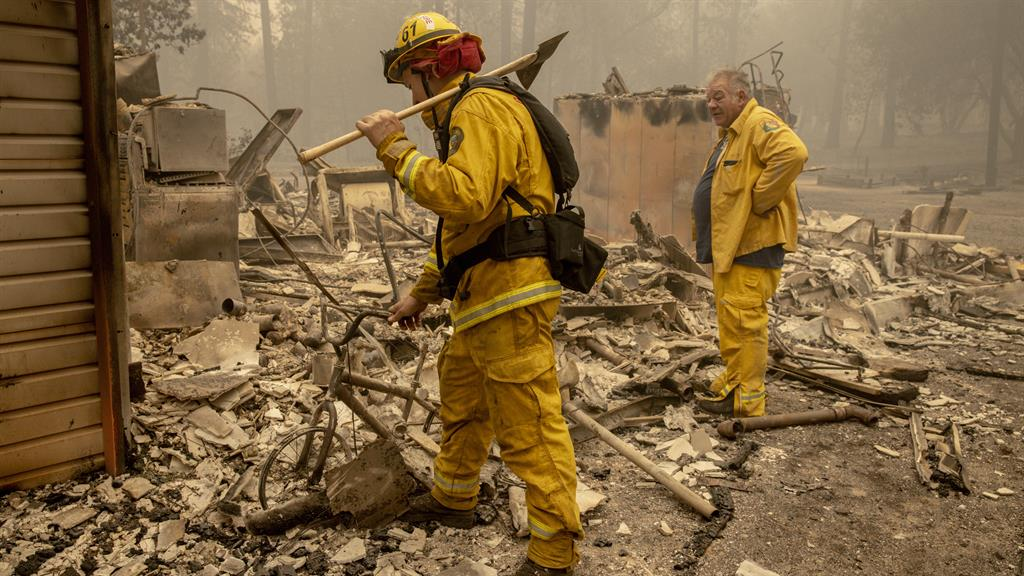 Article image OR state fire marshall resigns as wildfires continue to rage