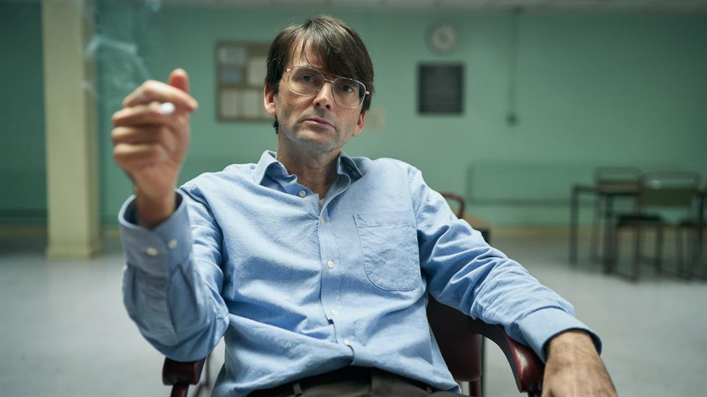 Macabre: David Tennant as Dennis Nilsen