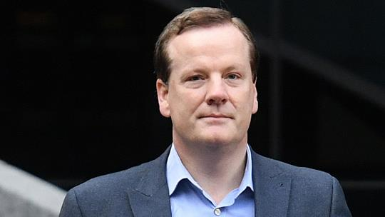 'Sexual predator': Charlie Elphicke arriving at court yesterday PICTURES: PA