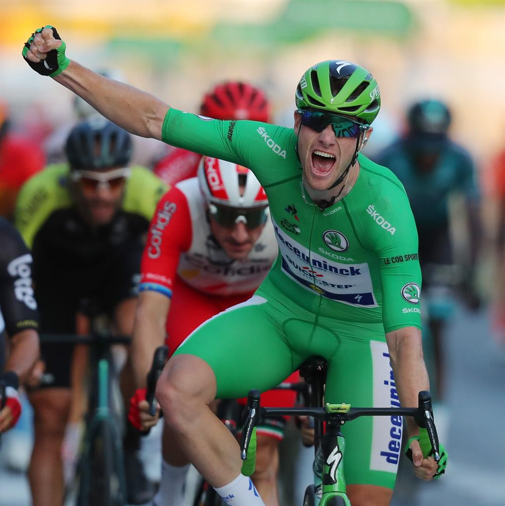 Pogacar Becomes First Slovenian To Win The Tour De France