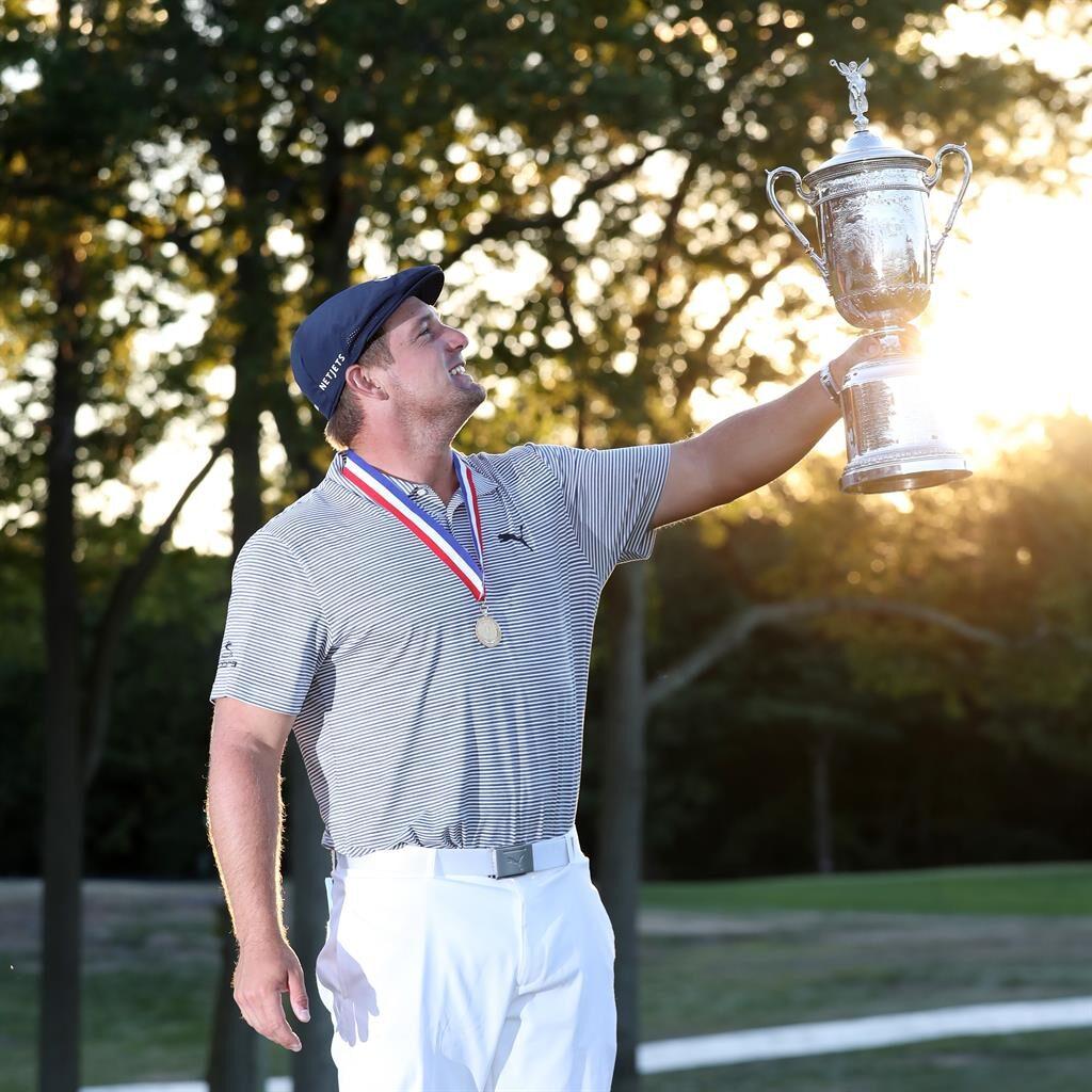 Bryson DeChambeau wins the US Open