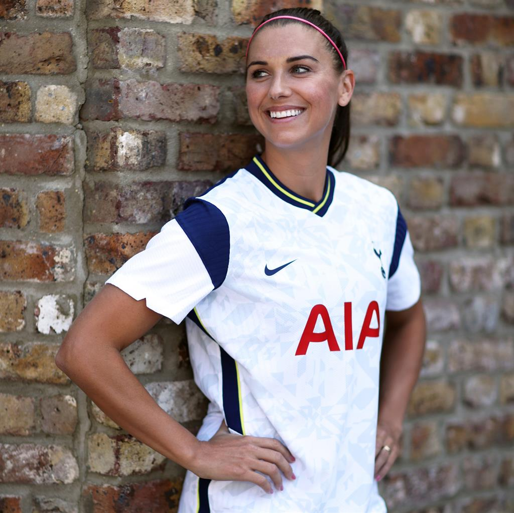 Alex Morgan Ready To Earn Tottenham After Whirlwind Move Metro Newspaper Uk