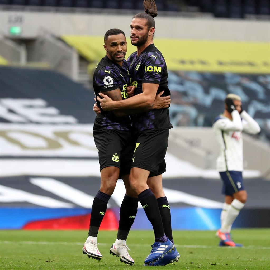'Nonsense' Newcastle penalty denies dominant Tottenham