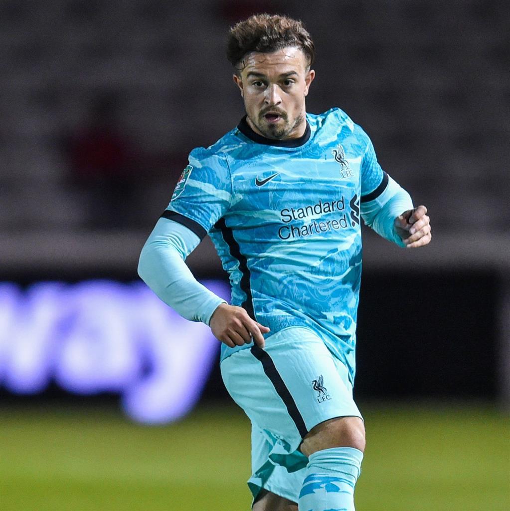 Xherdan Shaqiri Third Liverpool Player To Test Positive For Coronavirus Metro Newspaper Uk