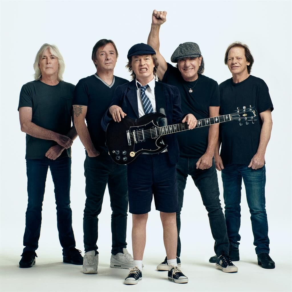 AC/DC Release New Single
