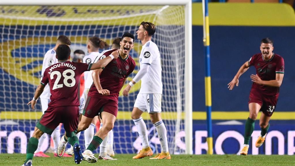 Leeds United boss Marcelo Bielsa on Wolves neutralising their game