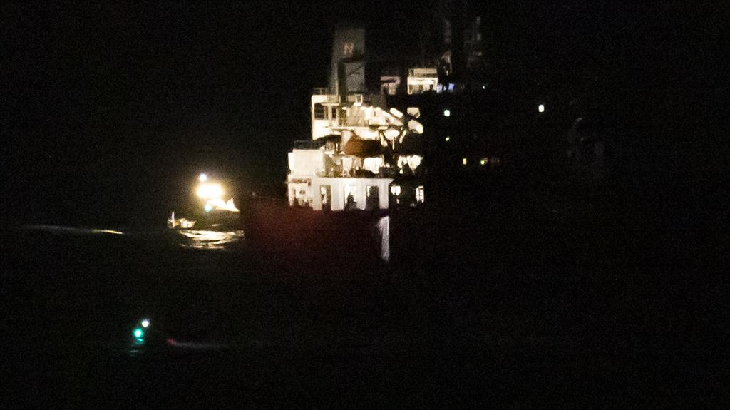 Isle of Wight: 'Ongoing incident' on board anchored tanker