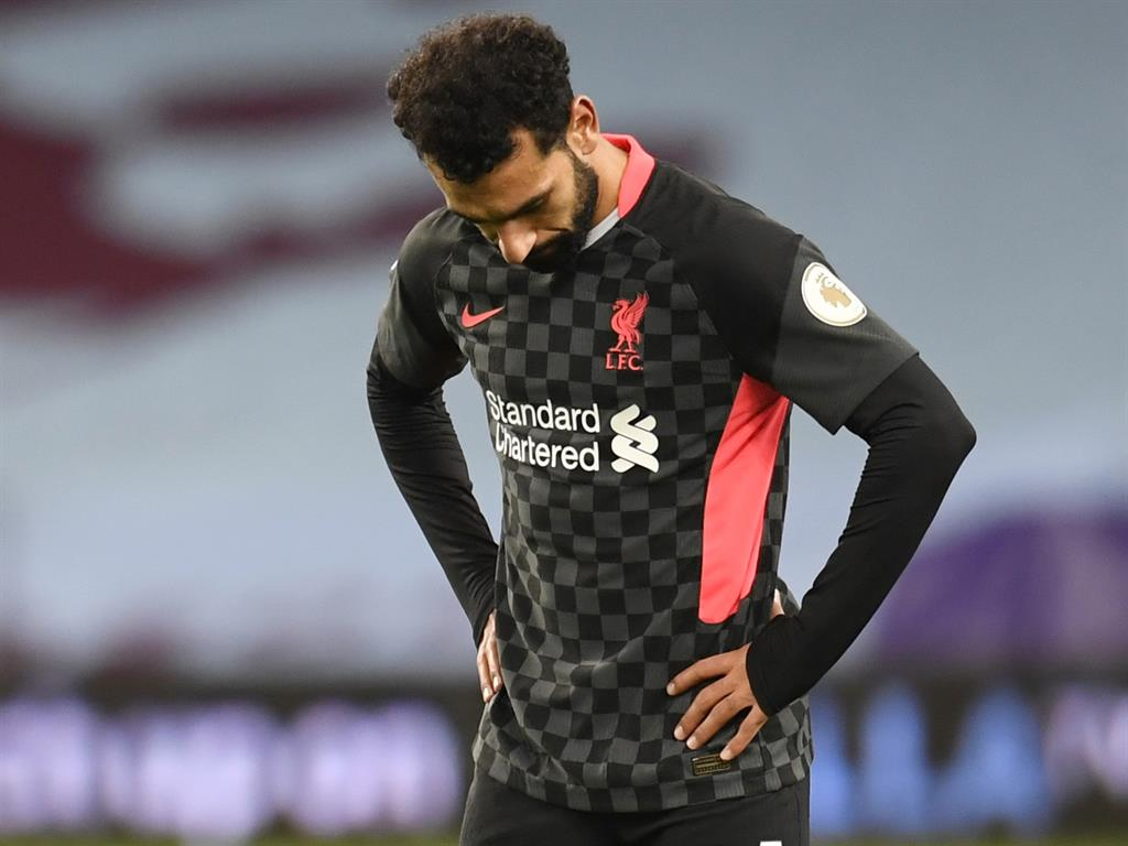 Aston Villa Whack Seven Past Jurgen Klopp S Shambolic Liverpool Metro Newspaper Uk