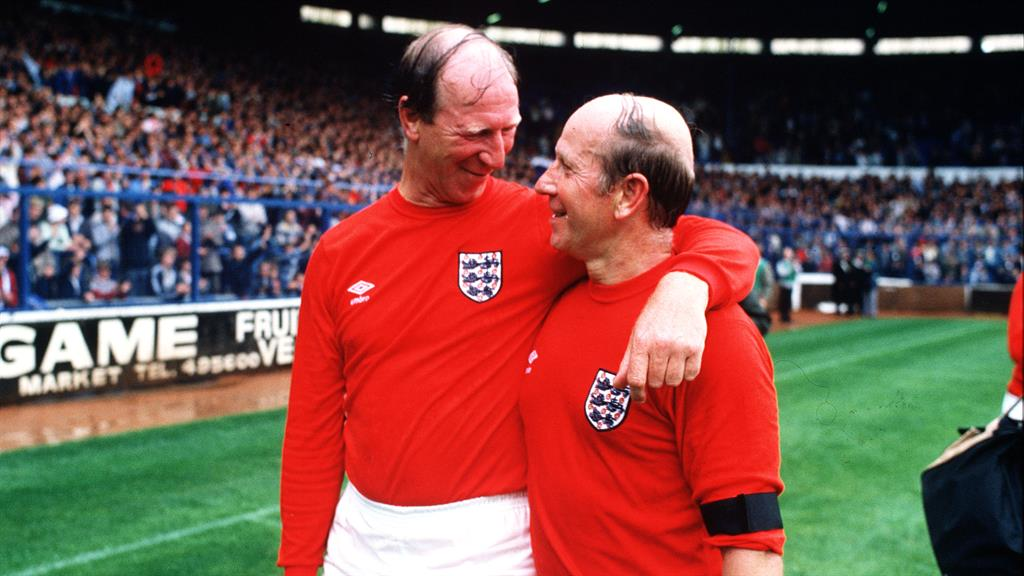 England and Manchester United great Charlton diagnosed with dementia, says report