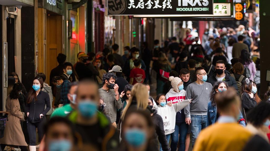 Melbourne celebrates third consecutive COVID-free day with zero cases