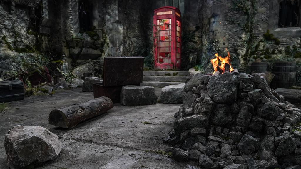 ITV Release First Look Images From The I'm A Celeb Castle