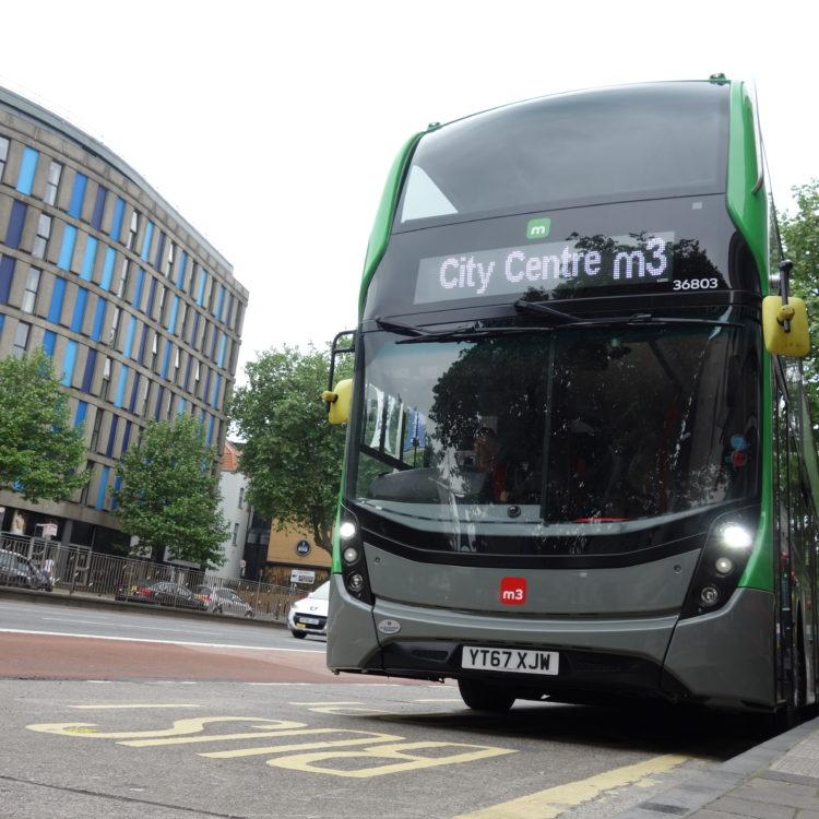 An Express Bus Service For Bristol Metrobus Bristol